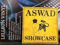 Aswad Showcase LP Album Vinyl Record ASWAD1 A2U/B1U Reggae 1981 80's Island Music:Records:Albums/ LPs:Reggae/ Ska:Dub