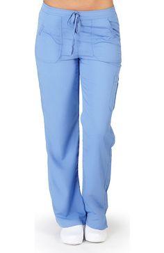 Ultrasoft Premium Medical Scrub Pants for Women - Cargo Pocket - Junior FIT Best Uniforms, Feel Fantastic, Womens Scrubs, Medical Scrubs, Medical Field, Comfortable Boots, Scrub Pants, Costume, Fashion Details