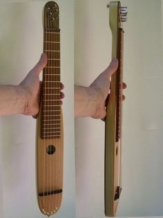 Pocket Guitar by ArCaneLutherie, $210.00:
