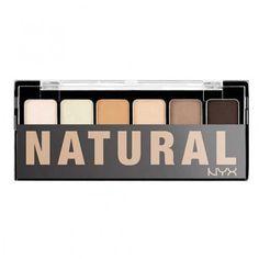 NYX Palette Natural - http://us.dsworld.fr