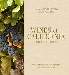 Wines of California Special Deluxe Edition * For more information, visit image link.