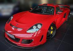 Gemballa Mirage Gt – for sale in Dubai