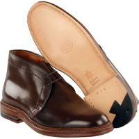 Alden Chukka Boot in Cigar Shell Cordovan