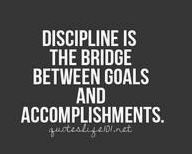 Work Quotes: QUOTATION – Image : Quotes Of the day – Description discipline is the difference between goals and achievements Sharing is Caring – Don't forget to share this quote ! Good Life Quotes, Great Quotes, Quotes To Live By, Me Quotes, Motivational Quotes, Inspirational Quotes, Qoutes, Work Quotes, Sport Motivation