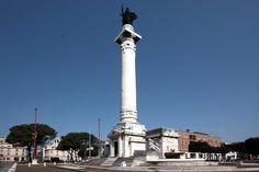 Forlì, Piazzale della Vittoria, Monumento ai Caduti.