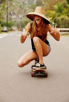 Skate :: Ride Barefoot :: Free Spirit :: Gypsy Soul :: Eco Warrior :: Skater Girl :: Seek Adventure :: Summer Vibes :: Skateboard Design + Style :: Free your Wild :: See more Untamed Skateboarding Inspiration @untamedorganica