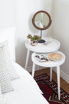 The Zera Bowl is the perfect storage solution for any bedside table!