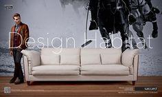 Polo Sofa.  #indoorfurniture #sofa #interiordesign #furniture #design #leather