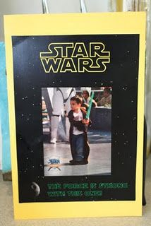 AWESOME Star Wars Party ideas