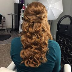 penteados formatura 1 Hair And Nails, Wedding Hairstyles, Braids, Long Hair Styles, Inspire, Patience, Inspiration, Hair Ideas, Beauty