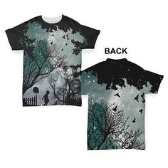Dark Forest Baby ...  http://twistedenvy.com/products/dark-forest-baby-toddler-all-over-print-baby-t-shirt?utm_campaign=social_autopilot&utm_source=pin&utm_medium=pin   All artwork on Twisted Envy is created by artists from around the world.     #Twistedenvy