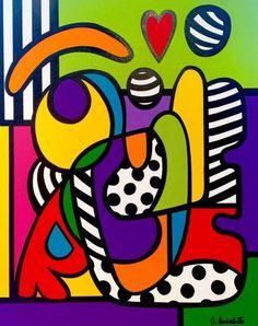 Animal Drawings, Art Drawings, Pop Art, Art Eras, Cubism Art, Music Painting, Arte Pop, Colorful Drawings, Abstract Wall Art