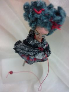 My name is Anna. I live to Athens Greece. I am Dollmaker,since 1996 i am making dolls. As i start to make dolls i found my self i felt happy , maybe happened the oposite as…