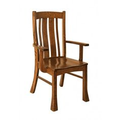 Breckenridge chairs are available in a side chair, or arm chair, with the dimensions listed below. Available in a solid hardwood swivel bar stool, or stationary bar stool, 24 inches or 30 inches tall.