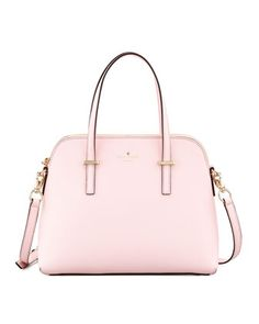 cedar street maise satchel bag, ballet slipper by kate spade new york at Neiman Marcus.