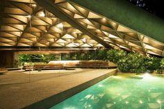 The Sheats-Goldstein Residence Designed by John Lautner