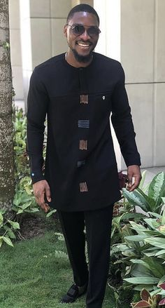 Excited to share the latest addition to my shop: African men's clothing / African fashion / Wedding suit /dashiki /African men's shirt / African attire /Ankara styles African Shirts For Men, African Dresses Men, African Wear Styles For Men, African Attire For Men, African Clothing For Men, African Style, African Outfits, African Clothes, Dashiki For Men