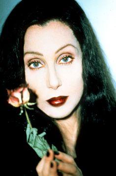 "Cher ""It's A Man's World"" Photographer: David Scheinmann 70s Makeup, Beauty Makeup, Mon Cheri, Cher Costume, Divas Pop, Cher Photos, Cher Bono, Its A Mans World, Image Icon"