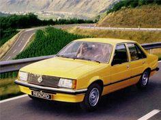 Opel Record E 1980