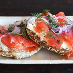 Best Ugly Bagels - Al Brown's latest gastronomic offering is serving up delicious Montreal style bagels with a bevy of tasty toppings.