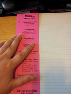 I like the idea of a Cornell notes template to go in their notebooks