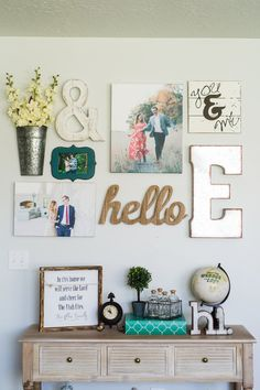 Tips and tricks for coming up with the best living room gallery wall ideas. I will also share where I found the best items for my gallery wall. Room Wall Decor, Decor, Wall, Gallery Wall Layout, Gallery Wall Living Room, Small Gallery Wall, Living Decor, Home Decor, Apartment Decor