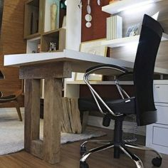 Design a Home Office You'll Actually Work In