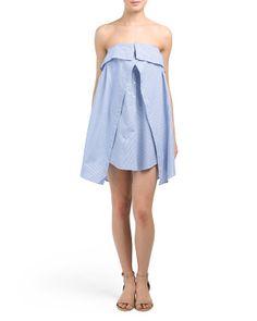 Olivia Menswear Dress