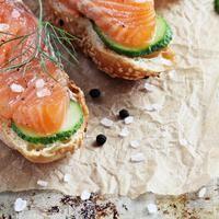 11 recettes de saumon fumé pour les fêtes