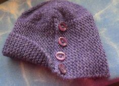 Estamos en invierno y a más de una se nos ocurre renovar la colección de gorros bufandas y guantes. primera idea: tejer una bufanda a punto...