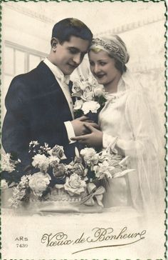 .Vintage Wedding