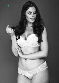 Chloe Marshall - no photoshopping here