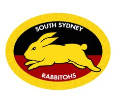 South Sydney Rabbitohs Aboriginal Logo by Sunnyboiiii Rabbits In Australia, Australian Rugby League, National Rugby League, Aboriginal Artwork, Fan Picture, Event Themes, Sports Clubs, Jet Ski, Sports Logo