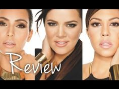 Beauty video by Nadeesha D. - Hey everyone, here is the look that Kim Kardashian and her gorgeous sisters Kourtney and Khloe was wearing in their KHROMA Beauty campaign. Khloe Kardashian, Kardashian Beauty, Kendall, Kylie, Monica Rose, Beauty Makeup, Hair Beauty, Beauty Tips, Kim And Kourtney