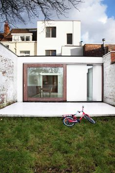 Name:House W-DR  Designer:GRAUX & BAEYENS architecten  Location: Ghent, Belgium