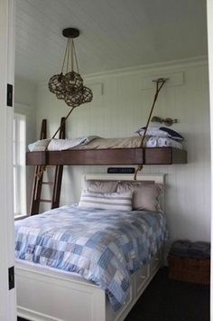 5 Beautiful Bunk Bed Ideas to Make Sleeping More Fun   The Stir