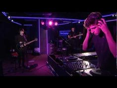 The xx's BBC Radio 1 Live Lounge Late cover of Finally by Kings Of Tomorrow
