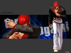 Wallpapers de ''The King of Fighters''