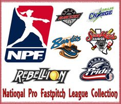 ae8e7a8d7e1 7 best National Pro Fastpitch Softball League images on Pinterest ...