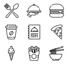 food icon #food My icons collection Food icons Food icon png Restaurant icon