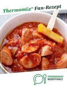 Currysoße für Currywurst von Sylvia Rist. Ein Thermomix ® Rezept aus der Kategorie Saucen/Dips/Brotaufstriche auf www.rezeptwelt.de, der Thermomix ® Community.
