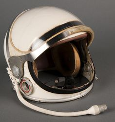 Helmet, Mercury, Carpenter, MA-7 | National Air and Space Museum Helmet Logo, Air And Space Museum, Carpenter, Mercury, Hats, Collection, Hard Hats, Hat, Hipster Hat