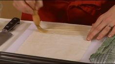 How to cook using this crisp, paper-thin pastry.