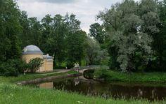Bain Froid - Pavlovsk - Construite en 1799 par Charles Cameron