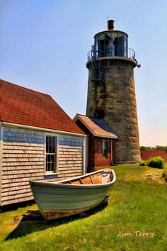 Monhegan Island Light   -  Maine, and how many times have I painted this light.  Never enough. Such a beautiful Island. Best ever in the world in my thoughts.