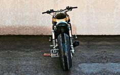 Taverne_Inazuma_009 Inazuma Cafe Racer, Motorcycle, Bike, Vehicles, Projects, Bicycle, Rolling Stock, Motorcycles, Vehicle