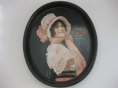 Coca Cola Advertising Serving Tray With by MyLittleSomethings, $10.00