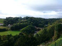 Richmond Castle, River, Outdoor, Outdoors, Outdoor Living, Garden, Rivers
