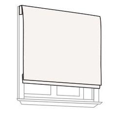 Fabric Shades - Roman Shades, Window Shades, Custom Fabric Shades - Smith+Noble