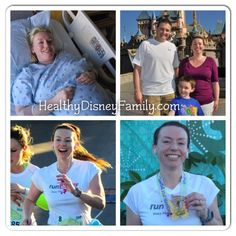 Healthy Disney Family blog. 110 pound weight loss story. Running and cleaner eating.